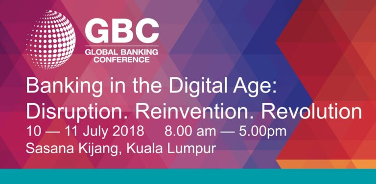 Global Banking Conference Banking in the Digital Age: Disruption. Reinvention. Revolution