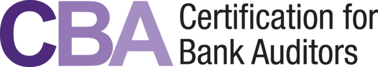 Logo of Certification for Bank Auditors (CBA)